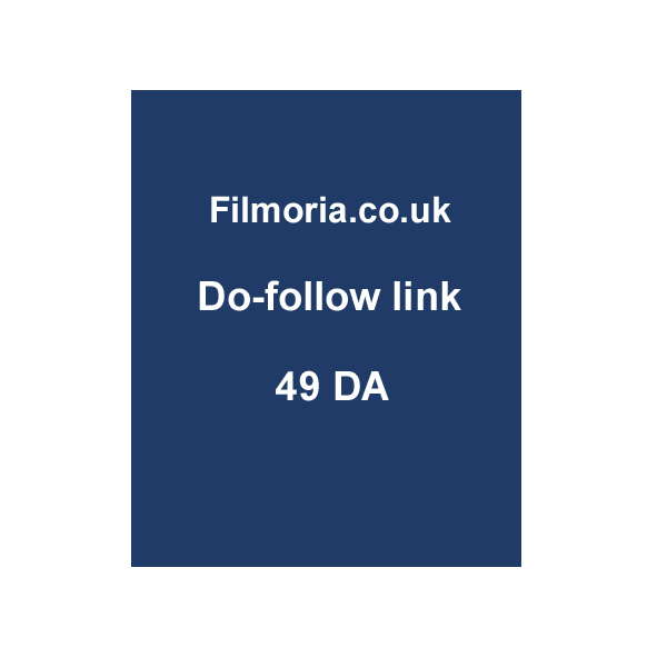 Guest Post on Filmoria.co.uk