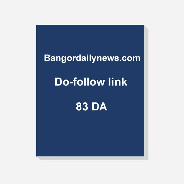 Guest Post on Bangordailynews.com